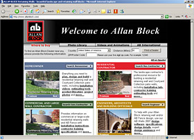 Allan Block Retaining Wall Corporation